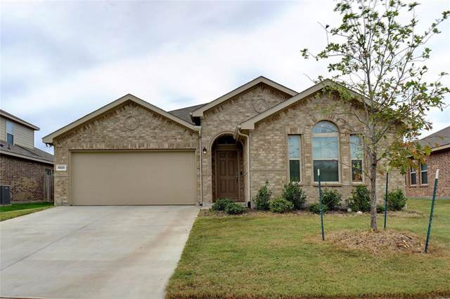 6829 Woodlawn Drive, Fort Worth, TX 76179 (MLS #14210805) :: RE/MAX Town & Country
