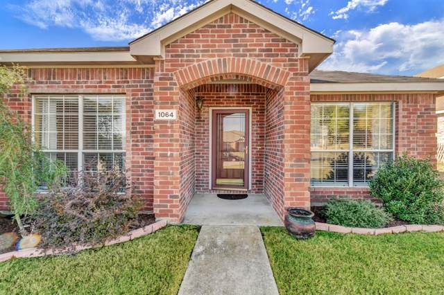 1064 Magnolia Lane, Cedar Hill, TX 75104 (MLS #14210807) :: Hargrove Realty Group