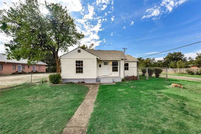 6545 Victoria Avenue, Dallas, TX 75209 (MLS #14210809) :: The Chad Smith Team