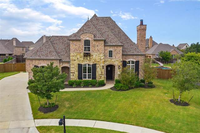 3504 Lochside, The Colony, TX 75056 (MLS #14210812) :: RE/MAX Town & Country