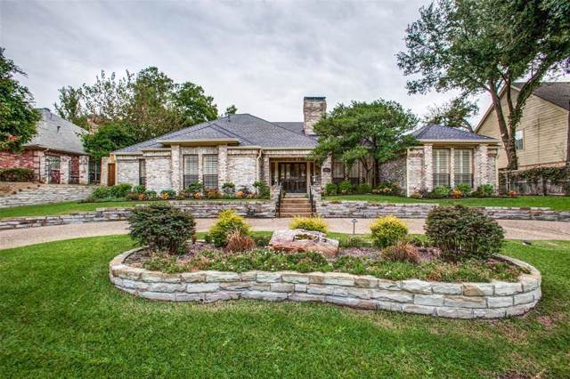 18706 Campbell Road, Dallas, TX 75252 (MLS #14210827) :: The Chad Smith Team