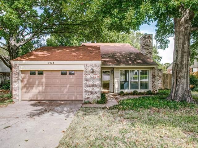 1018 S Riverside Drive, Grapevine, TX 76051 (MLS #14210829) :: Team Hodnett