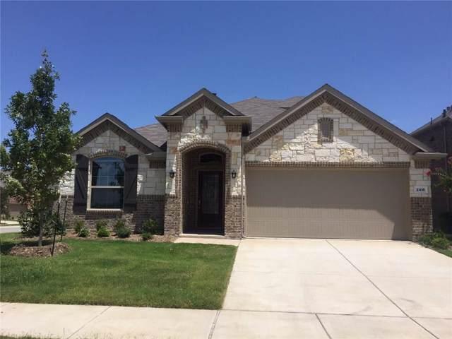 2416 Austin Lane, Prosper, TX 75078 (MLS #14210833) :: Team Tiller