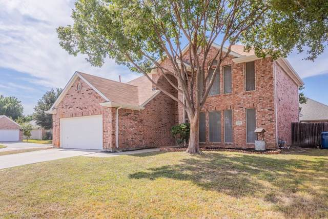 1117 Indian Cherry Lane, Flower Mound, TX 75028 (MLS #14210837) :: Hargrove Realty Group