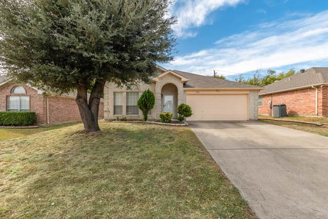 3349 Galaway Bay Drive, Grand Prairie, TX 75052 (MLS #14210843) :: Tanika Donnell Realty Group
