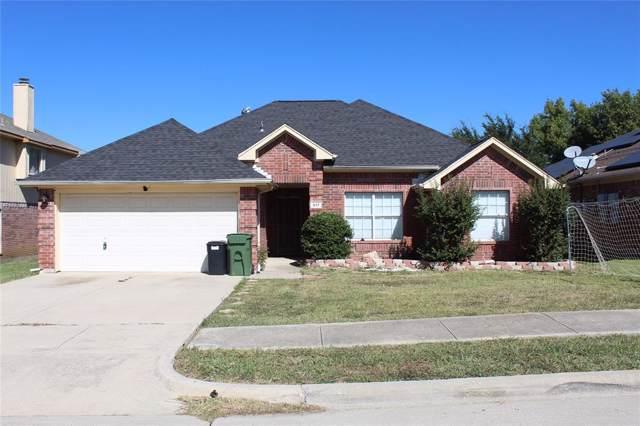 817 Elbe Drive, Arlington, TX 76001 (MLS #14210845) :: The Hornburg Real Estate Group