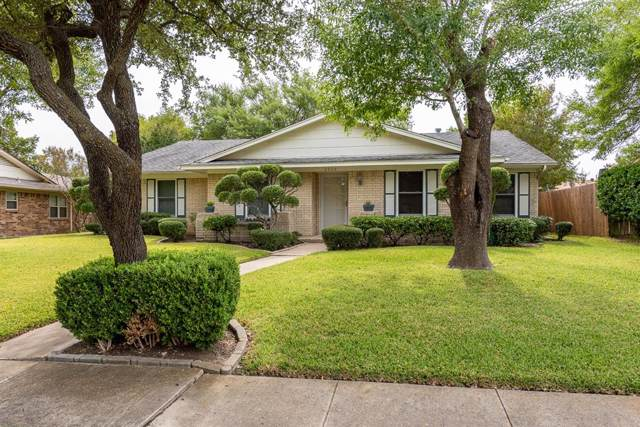 2924 Shadwell Street, Mesquite, TX 75149 (MLS #14210852) :: The Hornburg Real Estate Group