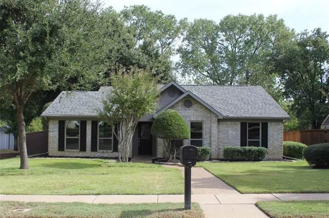 1505 Live Oak Drive, Lewisville, TX 75067 (MLS #14210860) :: The Rhodes Team