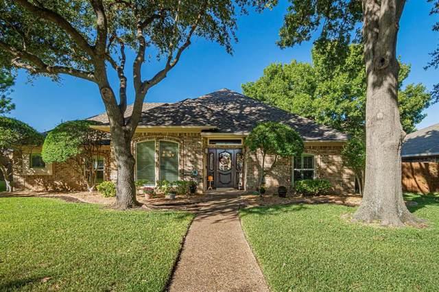 911 Green Brook Drive, Allen, TX 75002 (MLS #14210870) :: Baldree Home Team