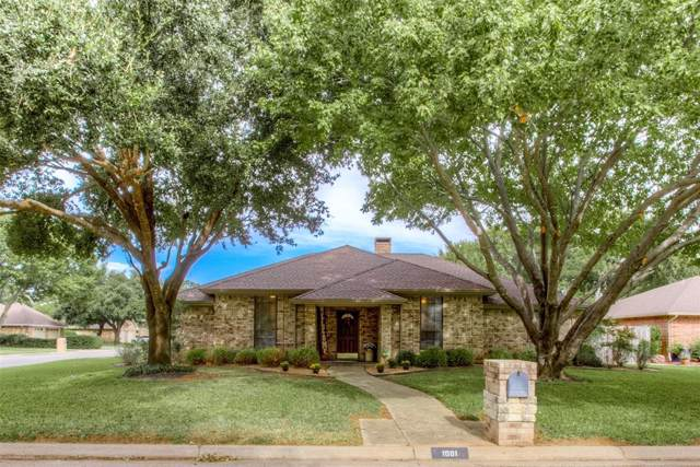 1001 Chasemore Drive, Mansfield, TX 76063 (MLS #14210894) :: The Julie Short Team