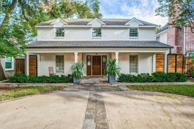 3904 Amherst Avenue, University Park, TX 75225 (MLS #14210895) :: Lynn Wilson with Keller Williams DFW/Southlake