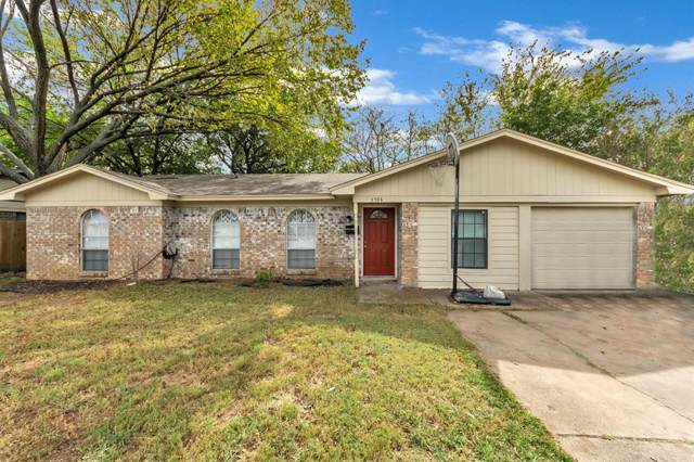 3704 Rough Creek Road, Forest Hill, TX 76140 (MLS #14210938) :: RE/MAX Town & Country