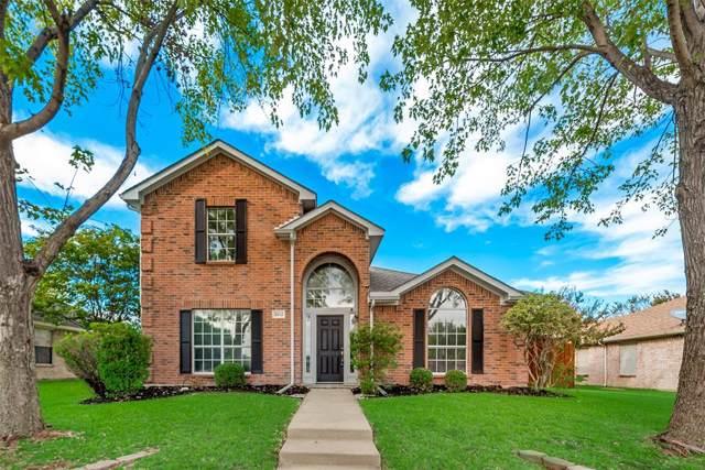 3912 Hudson Drive, Sachse, TX 75048 (MLS #14210942) :: Van Poole Properties Group