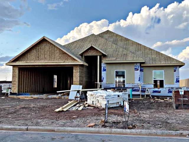 180 Carriage Hills Parkway, Abilene, TX 79602 (MLS #14210943) :: The Tierny Jordan Network