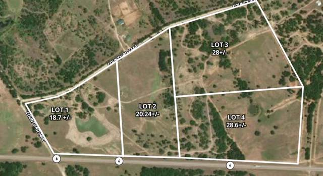 2 TBD Cr 2475, Hico, TX 76457 (MLS #14210955) :: The Real Estate Station