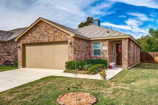 1416 Cheyenne Drive, Aubrey, TX 76227 (MLS #14210957) :: Lynn Wilson with Keller Williams DFW/Southlake