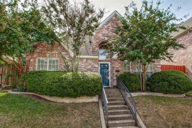 4116 Stanton Boulevard, Plano, TX 75093 (MLS #14210960) :: Van Poole Properties Group
