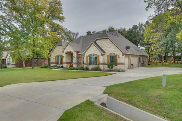 132 Dogwood Drive, Krugerville, TX 76227 (MLS #14210969) :: RE/MAX Town & Country