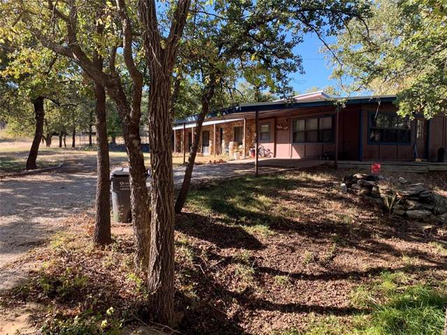 135 Cliffview Drive, Nocona, TX 76255 (MLS #14210974) :: The Heyl Group at Keller Williams