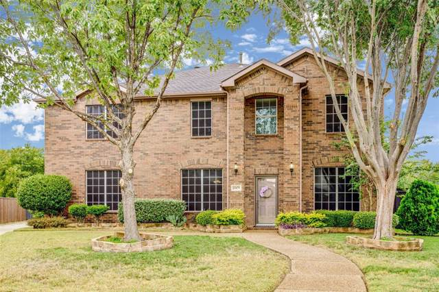 13479 Cottage Grove Drive, Frisco, TX 75033 (MLS #14210976) :: The Real Estate Station