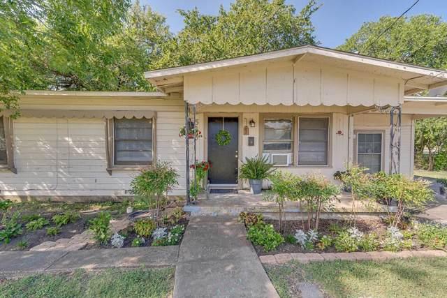 514 E University Avenue, Waxahachie, TX 75165 (MLS #14211061) :: The Chad Smith Team