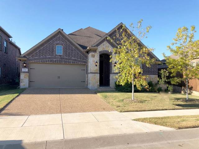2320 Prairie Wind Path, Lewisville, TX 75056 (MLS #14211077) :: Hargrove Realty Group