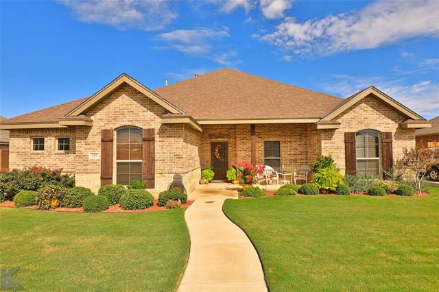 618 Mossy Oak Drive, Abilene, TX 79602 (MLS #14211078) :: The Good Home Team