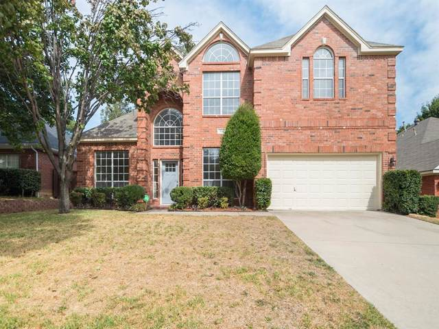 504 Coventry Drive, Grapevine, TX 76051 (MLS #14211095) :: The Chad Smith Team