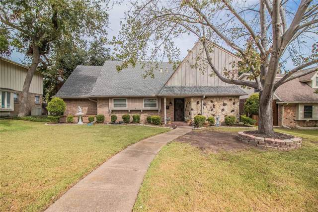 1432 Stagecoach Drive, Richardson, TX 75080 (MLS #14211107) :: Tanika Donnell Realty Group