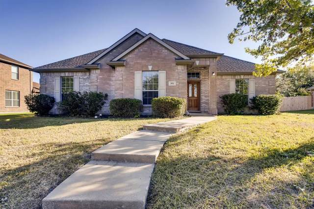 3911 Poplar Point Drive, Rockwall, TX 75032 (MLS #14211133) :: Robbins Real Estate Group