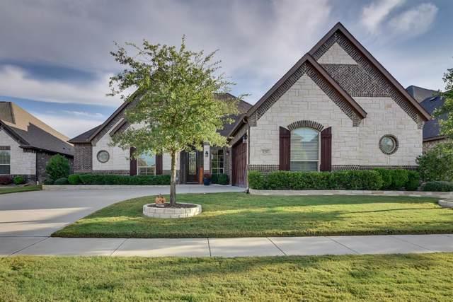 125 Diablo Drive, Burleson, TX 76028 (MLS #14211137) :: The Chad Smith Team