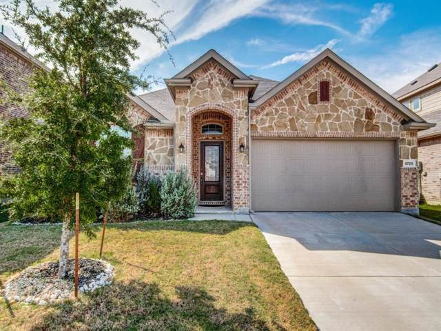 4720 Lake Cove Way, Frisco, TX 75036 (MLS #14211145) :: The Chad Smith Team
