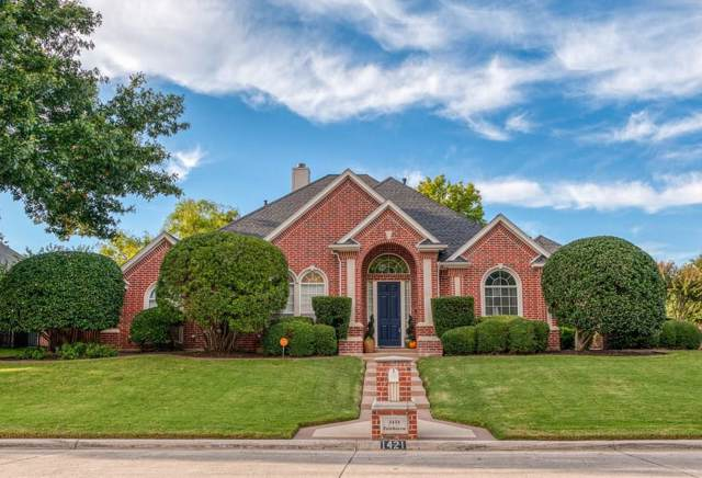 1421 Fairhaven Drive, Mansfield, TX 76063 (MLS #14211148) :: The Hornburg Real Estate Group