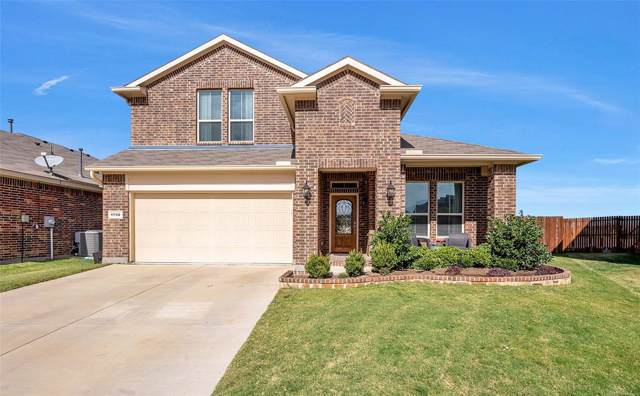 1700 Rio Penasco Drive, Fort Worth, TX 76052 (MLS #14211213) :: The Real Estate Station