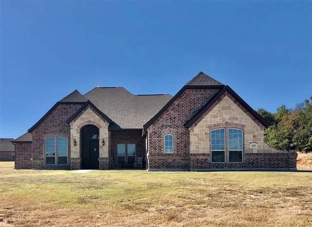 168 Spring Meadow Drive, Springtown, TX 76082 (MLS #14211215) :: Lynn Wilson with Keller Williams DFW/Southlake