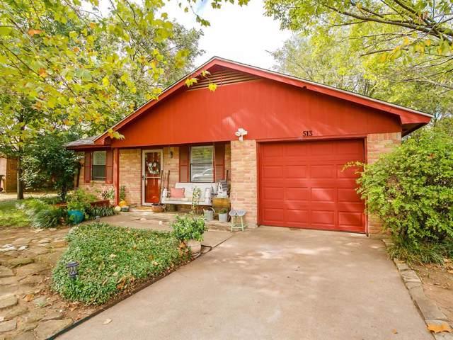 513 Alta Vista Street, Joshua, TX 76058 (MLS #14211243) :: RE/MAX Town & Country