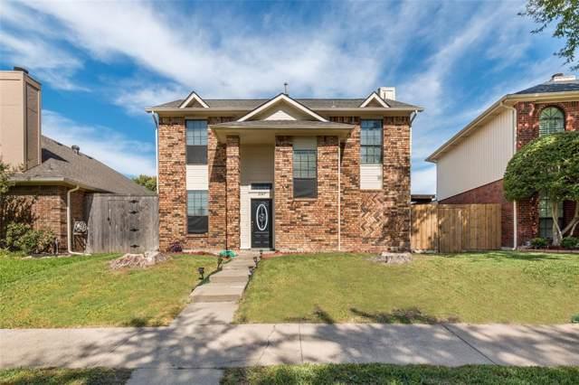 2147 Falcon Ridge Drive, Carrollton, TX 75010 (MLS #14211247) :: Lynn Wilson with Keller Williams DFW/Southlake