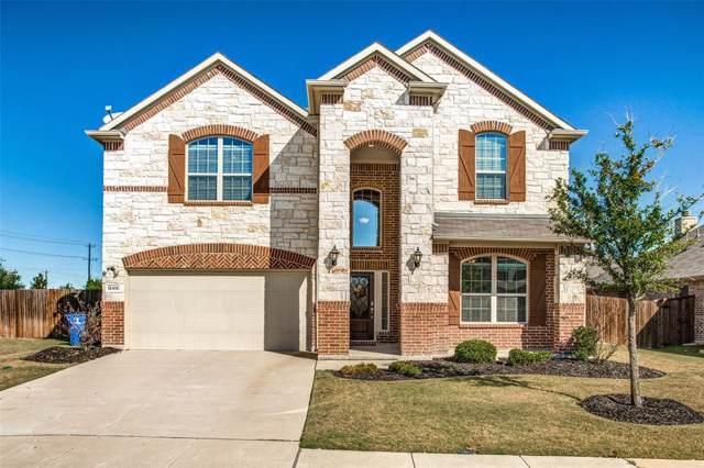 12416 Buffalo Gap Drive, Mckinney, TX 75071 (MLS #14211267) :: RE/MAX Town & Country