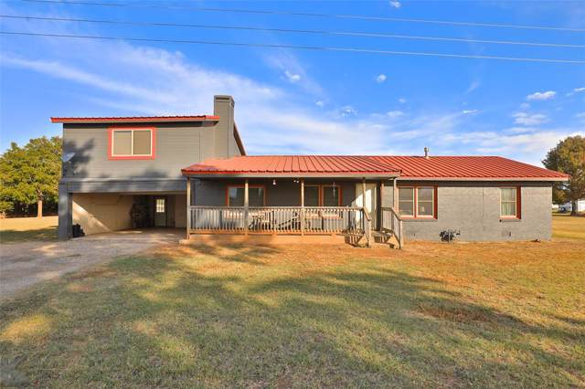 910 Avenue C, Hawley, TX 79525 (MLS #14211269) :: The Chad Smith Team