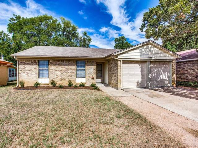 7629 Woodfield Road, Fort Worth, TX 76112 (MLS #14211285) :: The Chad Smith Team