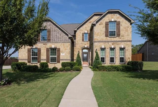 8111 Lake Valley Court, Rowlett, TX 75089 (MLS #14211291) :: Van Poole Properties Group