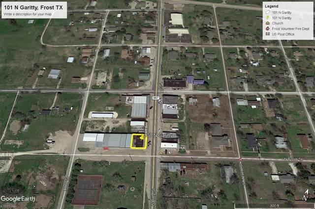 101 N Garitty Street, Frost, TX 76641 (MLS #14211299) :: Vibrant Real Estate