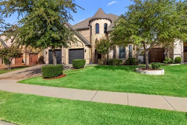 6909 Cannon Falls Drive, Plano, TX 75024 (MLS #14211321) :: The Real Estate Station