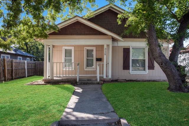 3128 Willing Avenue, Fort Worth, TX 76110 (MLS #14211391) :: The Mitchell Group