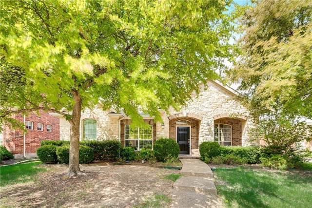 10089 Wheat Ridge Drive, Frisco, TX 75033 (MLS #14211392) :: Hargrove Realty Group