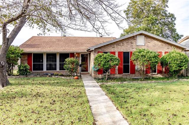 3921 Lancelot Place, Garland, TX 75043 (MLS #14211393) :: Van Poole Properties Group