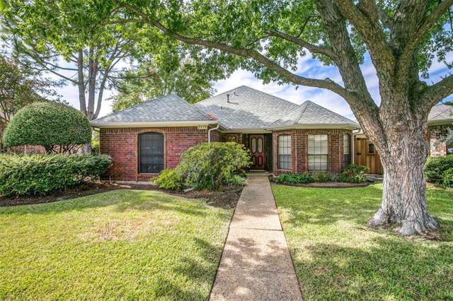 2610 Hickory Bend Drive, Garland, TX 75044 (MLS #14211394) :: Van Poole Properties Group