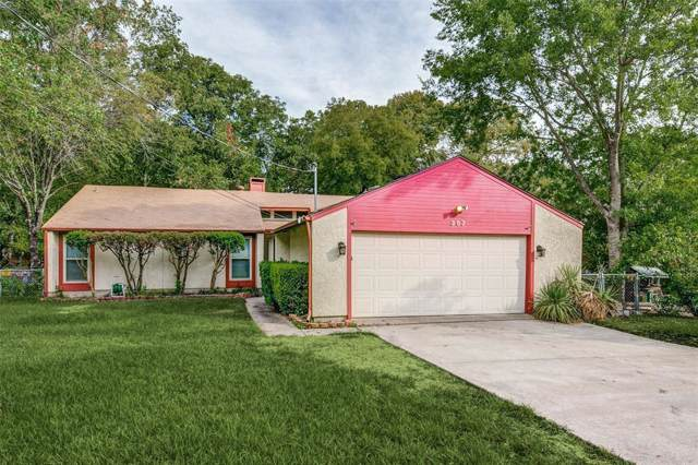 307 Oakwood Drive, Duncanville, TX 75137 (MLS #14211422) :: All Cities Realty