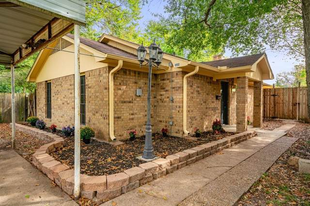 902 Morris Street, Terrell, TX 75160 (MLS #14211438) :: Lynn Wilson with Keller Williams DFW/Southlake