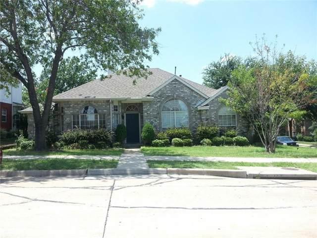 5061 Lake Vista Drive, The Colony, TX 75056 (MLS #14211446) :: Tenesha Lusk Realty Group
